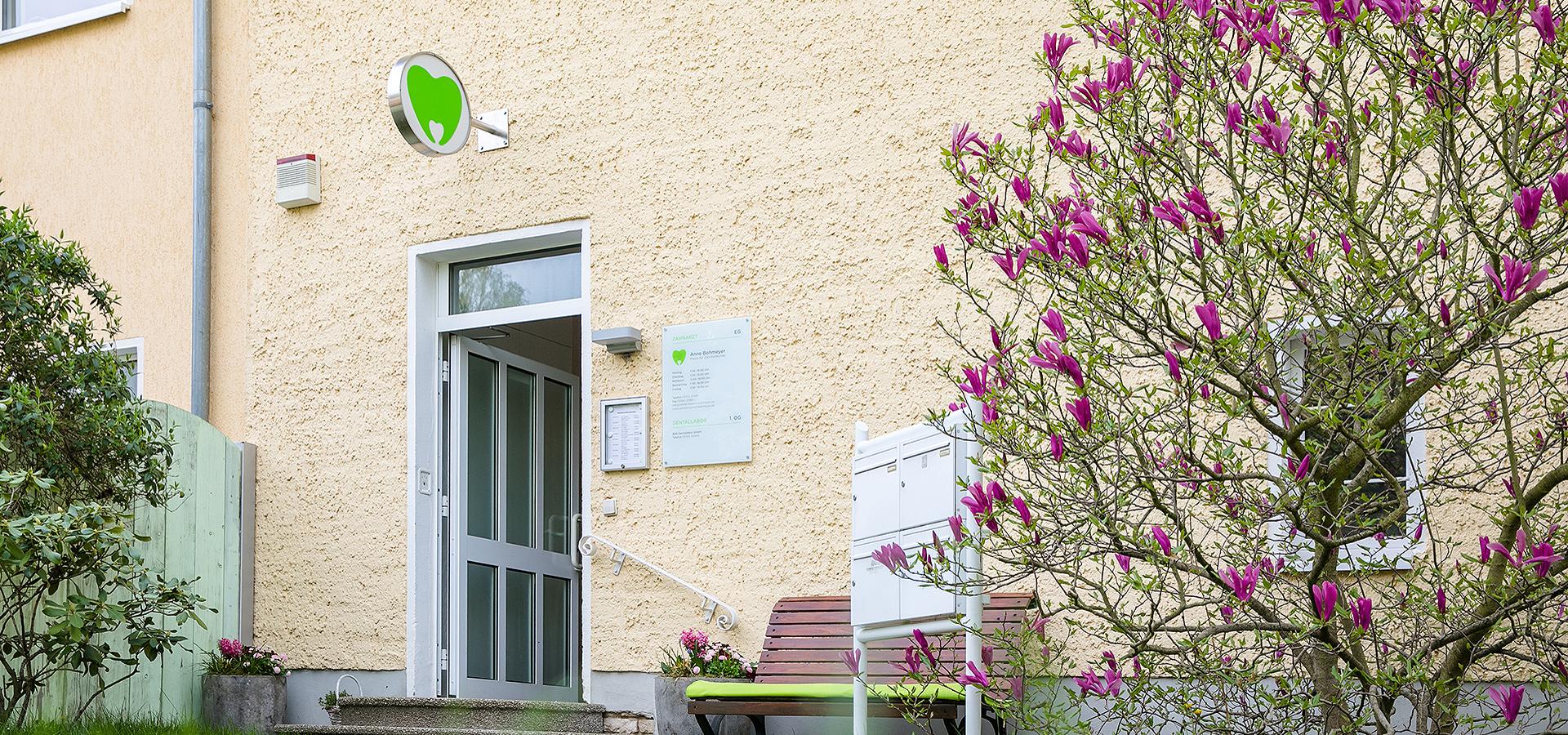 Zahnarztpraxis in Neuenhagen